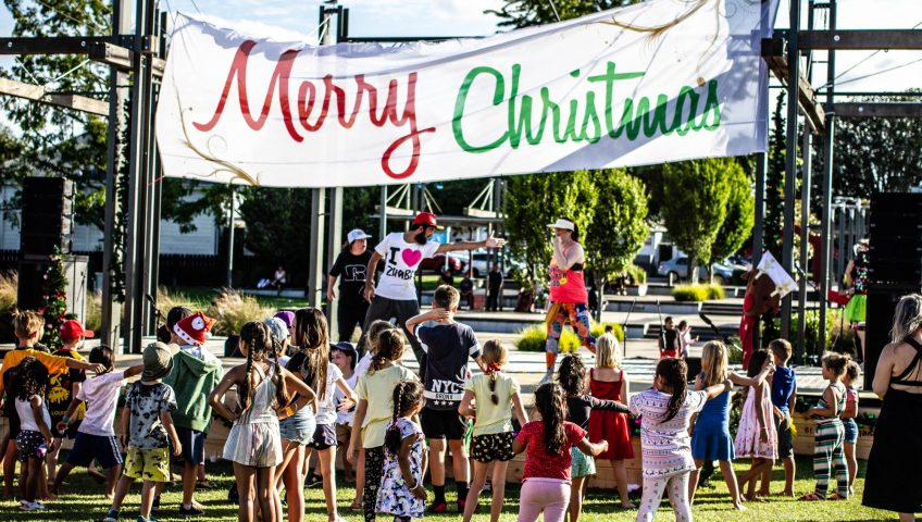 Christmas in the Park Te Puke 2019