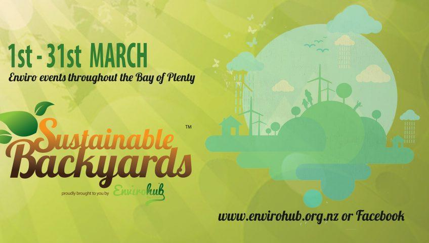 sustainable back yards